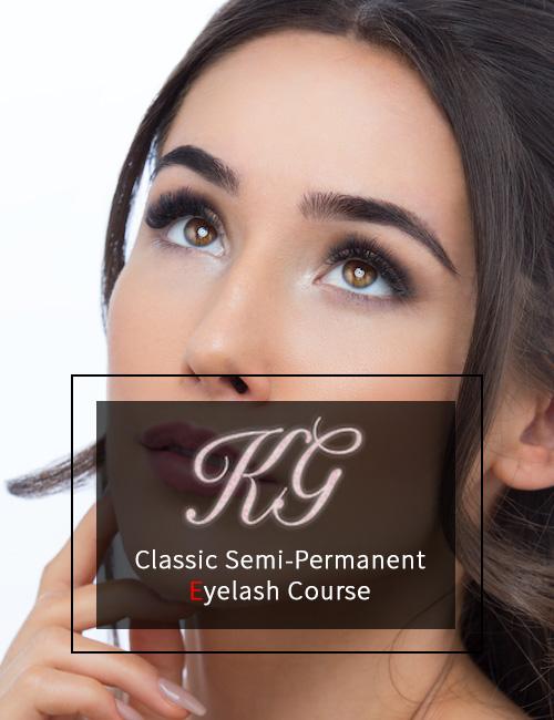 307fa9ff455 Online Classic Semi Permanent Eyelash Course – KG Volume Lash Training