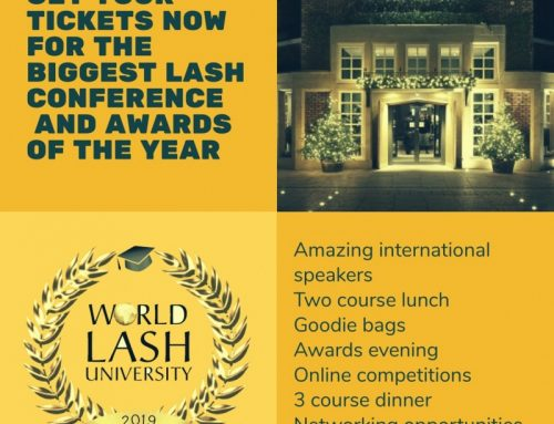 World Lash University 2019
